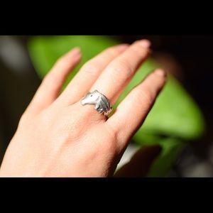Handmade Horse Ring